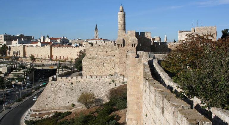 Old City Walls Tour Provided by Zion Walking Tours