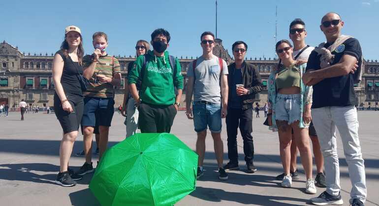Historic Center Free Walking Tour Provided by Kactus Free Walking Tour - México