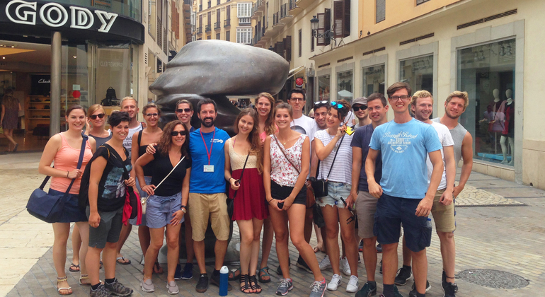 Free Walking Tour Malaga Spain — #4