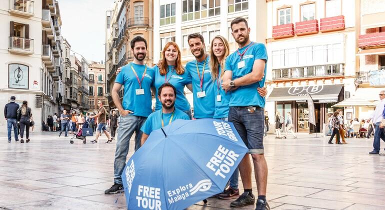 Free Walking Tour Malaga Spain — #1