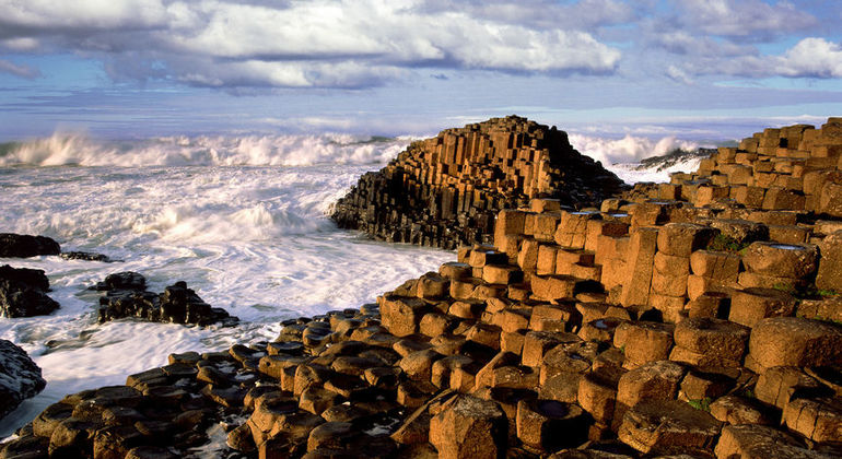 Titanic Experience and Giants Causeway Tour from Dublin Ireland — #4