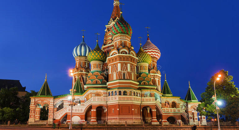 Free Walking Tour through the Historical Center of Moscow Provided by GuiasRusia
