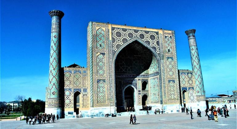Tour de un Día por la Ciudad de Samarcanda Uzbekistán — #46