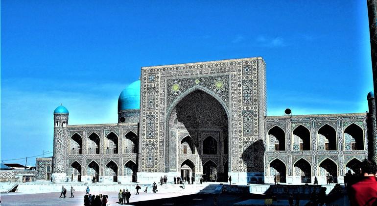 Tour de un Día por la Ciudad de Samarcanda Uzbekistán — #32