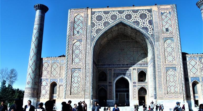 Tour de un Día por la Ciudad de Samarcanda Uzbekistán — #30