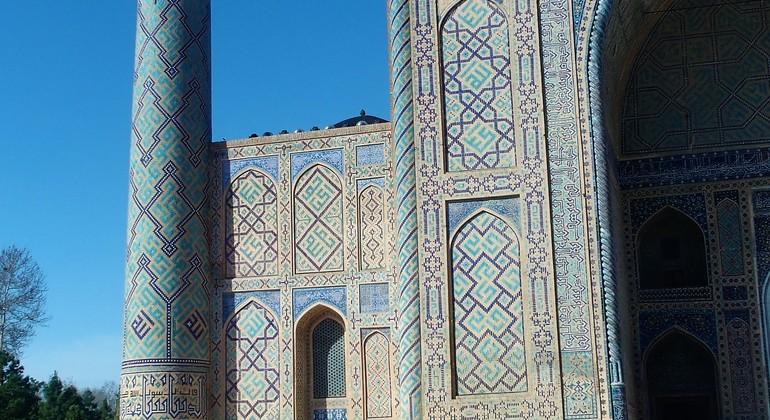 Tour de un Día por la Ciudad de Samarcanda Uzbekistán — #29