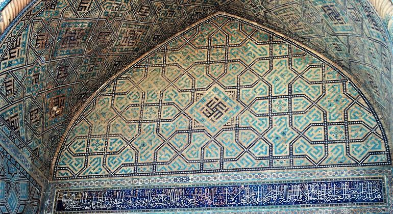 Tour de un Día por la Ciudad de Samarcanda Uzbekistán — #28