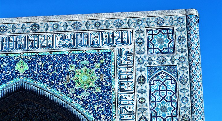Tour de un Día por la Ciudad de Samarcanda Uzbekistán — #27