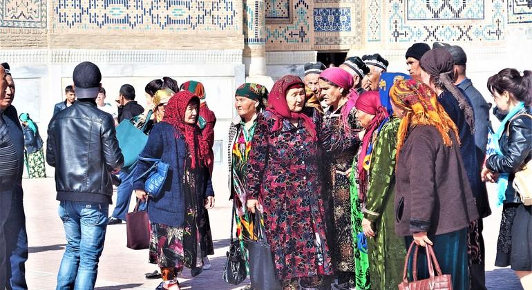 Tour de un Día por la Ciudad de Samarcanda Uzbekistán — #34