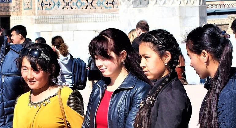 Tour de un Día por la Ciudad de Samarcanda Uzbekistán — #36