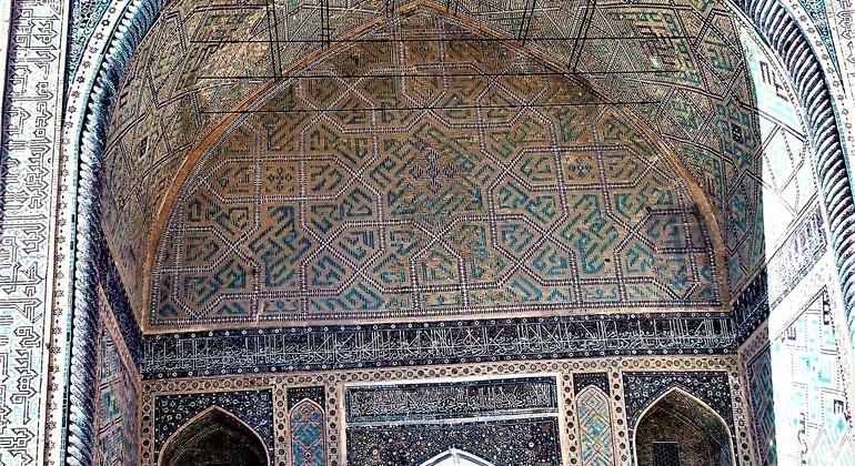 Tour de un Día por la Ciudad de Samarcanda Uzbekistán — #44