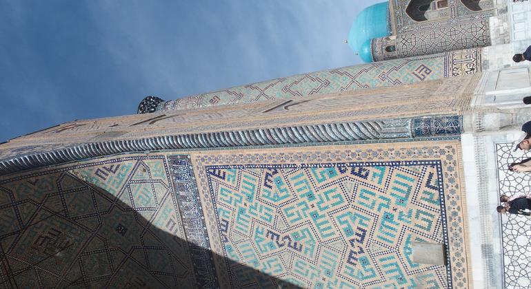 Tour de un Día por la Ciudad de Samarcanda Uzbekistán — #43