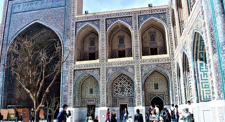 Tour de un Día por la Ciudad de Samarcanda Uzbekistán — #40