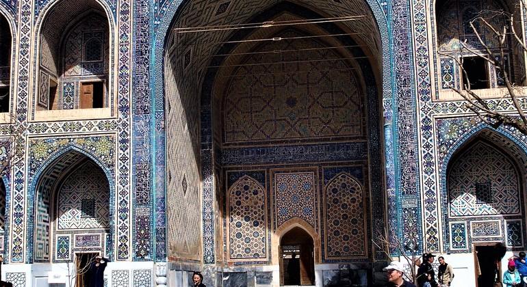 Tour de un Día por la Ciudad de Samarcanda Uzbekistán — #39