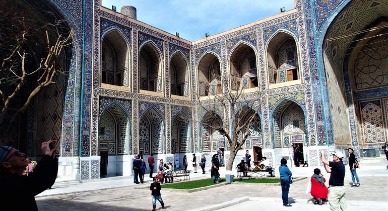 Tour de un Día por la Ciudad de Samarcanda Uzbekistán — #38