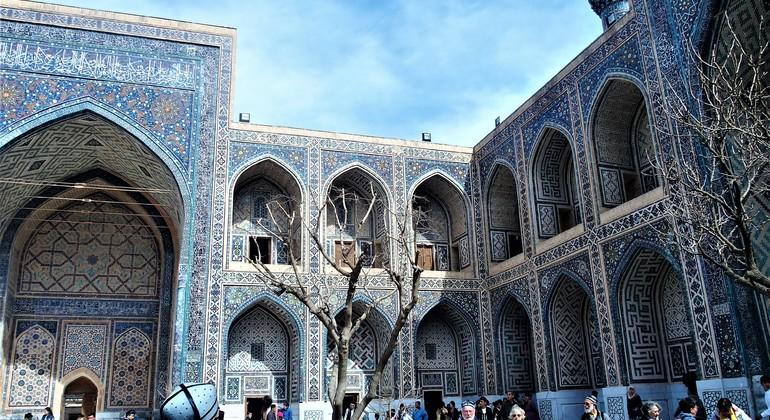 Tour de un Día por la Ciudad de Samarcanda Uzbekistán — #37