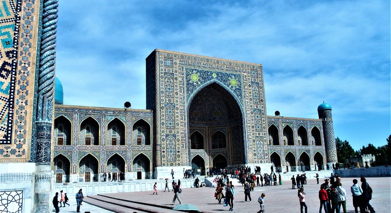 Tour de un Día por la Ciudad de Samarcanda Uzbekistán — #24
