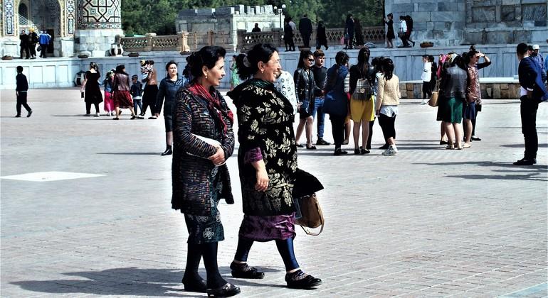 Tour de un Día por la Ciudad de Samarcanda Uzbekistán — #23