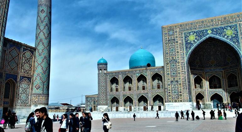 Tour de un Día por la Ciudad de Samarcanda Uzbekistán — #10