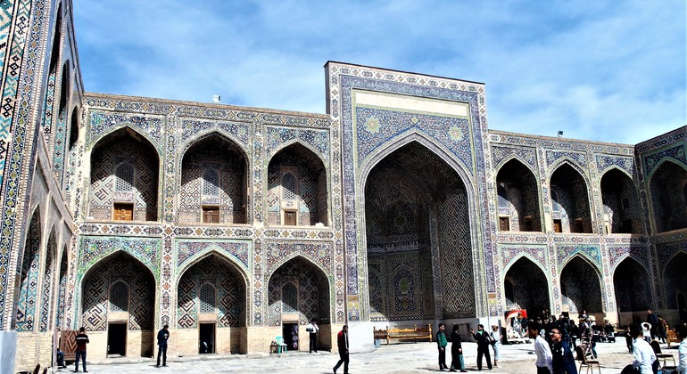 Tour de un Día por la Ciudad de Samarcanda Uzbekistán — #9