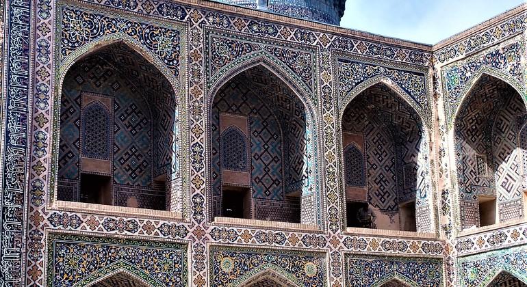 Tour de un Día por la Ciudad de Samarcanda Uzbekistán — #8