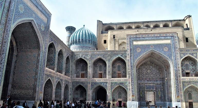 Tour de un Día por la Ciudad de Samarcanda Uzbekistán — #6