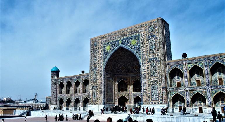 Tour de un Día por la Ciudad de Samarcanda Uzbekistán — #5