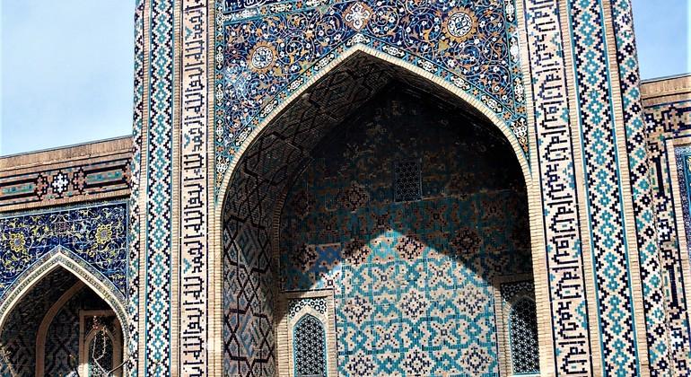 Tour de un Día por la Ciudad de Samarcanda Uzbekistán — #11