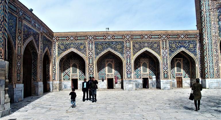 Tour de un Día por la Ciudad de Samarcanda Uzbekistán — #13