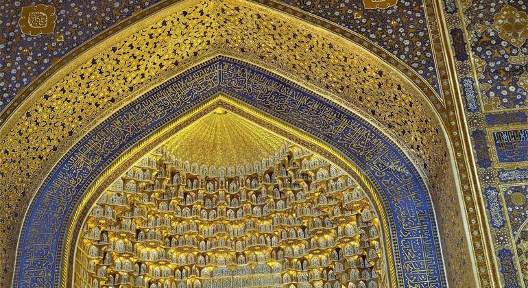 Tour de un Día por la Ciudad de Samarcanda Uzbekistán — #18