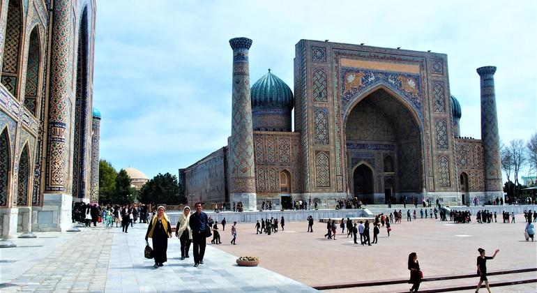 Tour de un Día por la Ciudad de Samarcanda Uzbekistán — #14