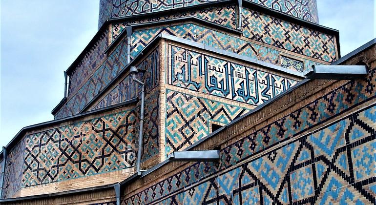 Tour de un Día por la Ciudad de Samarcanda Uzbekistán — #1