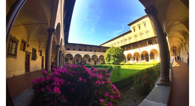 San Lorenzo Basilica Tour Provided by Meritxell Mateu Hill