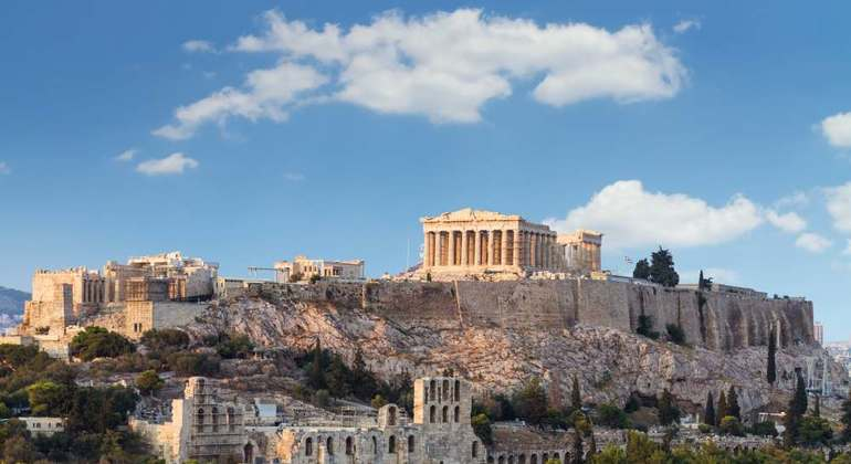 Tour Gratuito a la Antigua Atenas Operado por Julian Anoussis