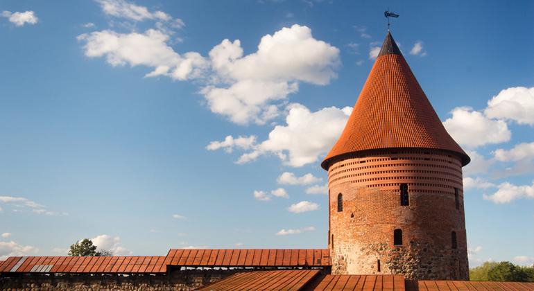 Private Tour of Kaunas Provided by Brigitta Ovari