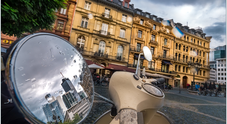 Tour Fotográfico Individual en Frankfurt Operado por Bernhard Brause