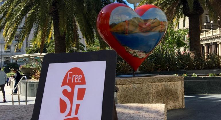San Francisco Free Tour USA — #17