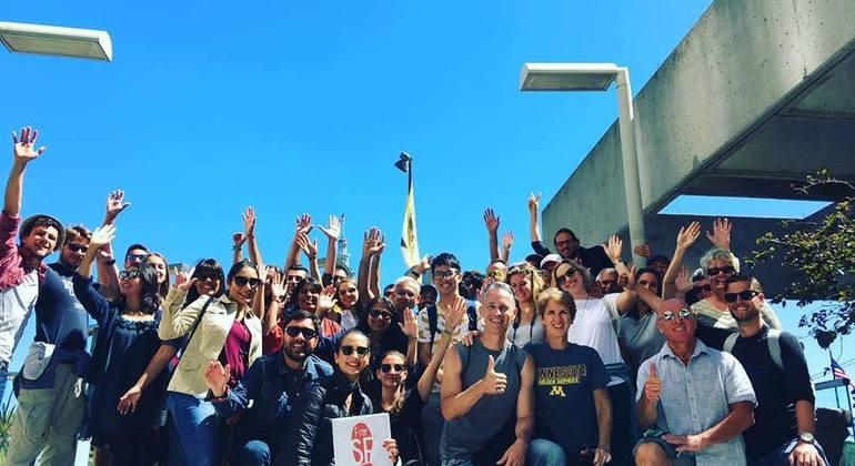 San Francisco Free Tour USA — #27