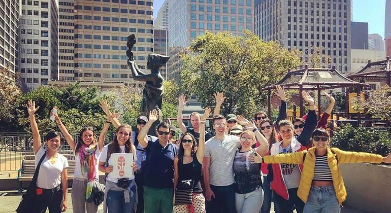 San Francisco Free Tour USA — #28