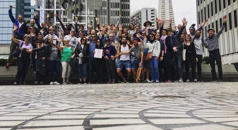 San Francisco Free Tour USA — #38