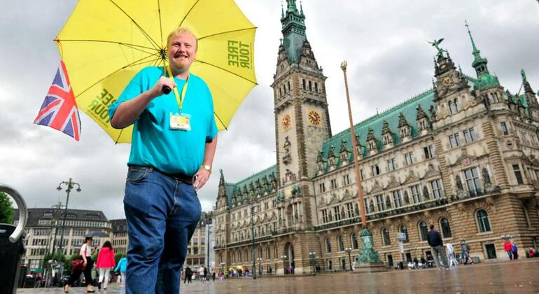 The Original Local Free Tour: Hamburg Historic Centre Provided by Robin and the Tourguides