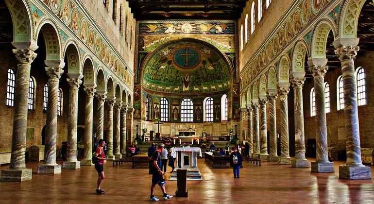 Classic Ravenna Walking Tour Italy — #1