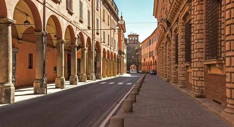 Photographic Bologna Walking Tour Provided by BikeinBO Srl