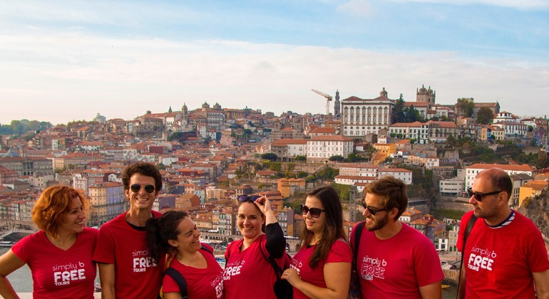 Walking Tour Porto by Simply b Provided by Walking Tours Porto by Simply b