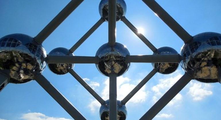 Centro de Bruselas & Atomium Operado por Alegría Tours