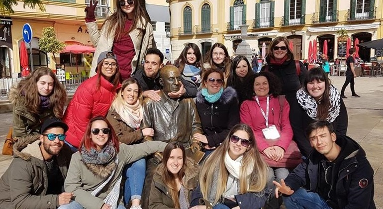 Humorous Discovery Tour of Malaga Provided by Tricos