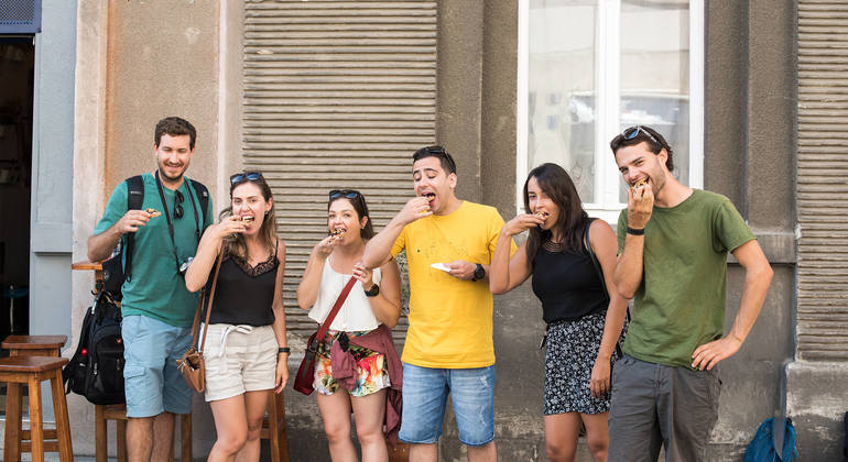Taste Zagreb: 4-Hour Food Tour Provided by Free Spirit Tours