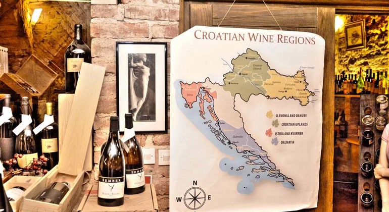 2.5-Hour Zagreb Wine Tasting Experience Provided by Free Spirit Tours