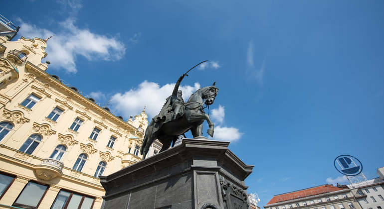 Through the Eyes of a Local City Tour Zagreb Provided by Free Spirit Tours