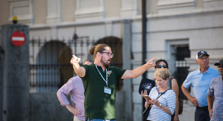 3-Hour Big Zagreb Private Walking Tour Provided by Free Spirit Tours